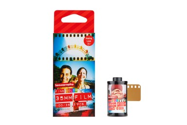 Lomography Color Negative 100 ISO 35mm 3 Pack