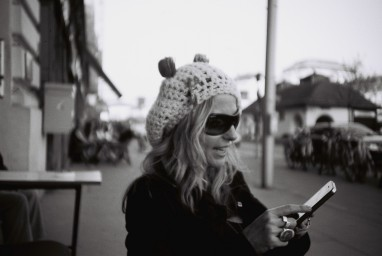 Lomography Lady Grey B&W 400 35mm Film