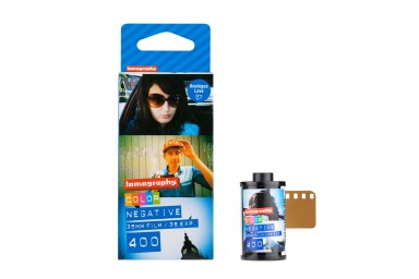 Lomography Color Negative 400 ISO 35 mm Pack de 3