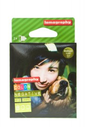 Lomography Color Negative 800 ISO 120 Film 3 Pack