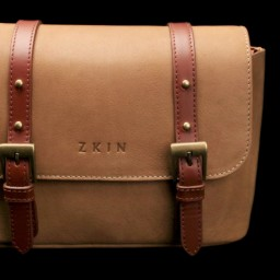 Zkin Shoulder Bag - Fairy (camel brown)