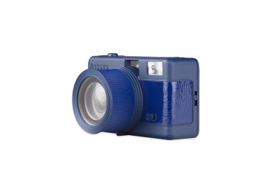 Fisheye One 35 mm Camera Dark Blue Edition