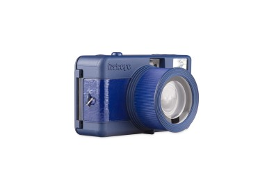 Fisheye One Dark Blue