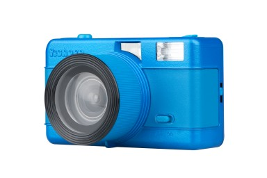 Fisheye One Pearl Blue