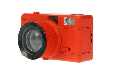 Fisheye One Red
