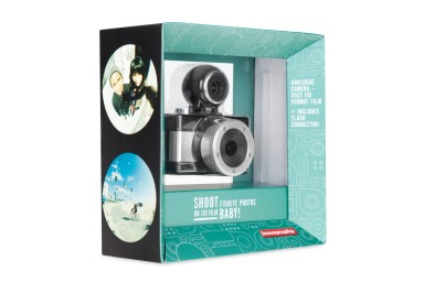 Fisheye Baby 110 Camera Metal Edition