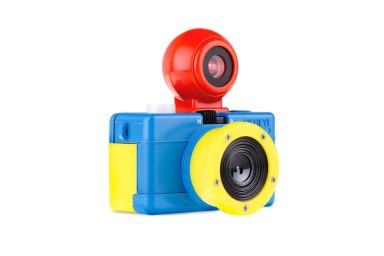 Fisheye Baby 110 Camera Bauhaus Edition