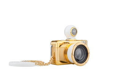 Fisheye No. 2 35 mm Camera Gold Edition