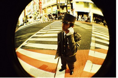 Fisheye One 35 mm Camera All Black Edition