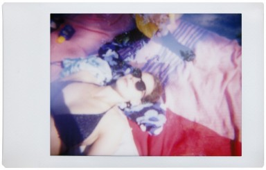 Lomo'Instant Camera Lake Tahoe