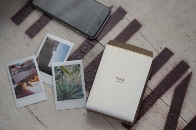 Instax Share Smartphone Printer SP-2 Gold