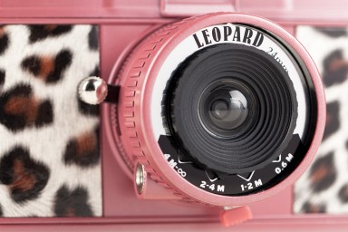 Diana Mini and Flash Leopard