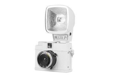 Diana Mini and Flash White