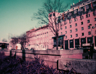 Lomochrome Purple 110 ISO 100-400 10 rolls