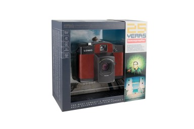 LC-A 120 film camera (25th Anniversary Edition)