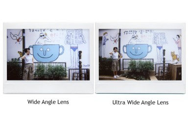 Lomo'Instant Wide Camera and Lenses(ホワイト)