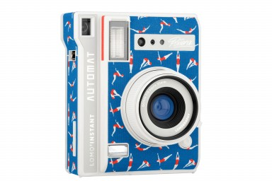 Lomo'Instant Automat Camera and Lenses (Riviera Edition)