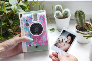 Lomo'Instant Camera and Lenses - Song's Palette