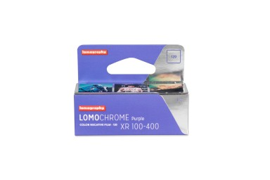 LomoChrome Purple XR 100-400 120 Pack of 5