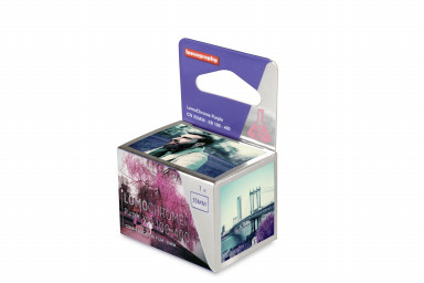New LomoChrome Purple 35mm Pack de 5