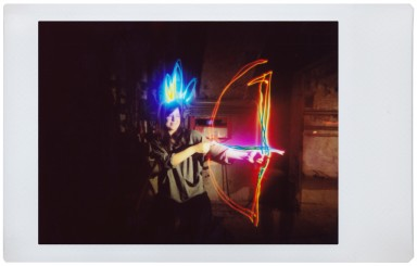 Lomography Light Painter