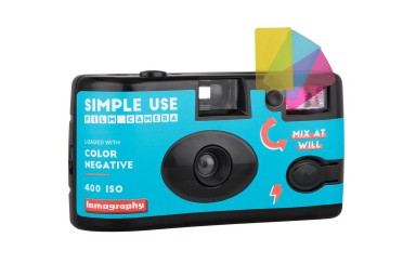 Simple-Use Filmkamera Color Negative 400