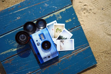 Lomo'Instant Camera and Lenses (San Sebastián Edition)