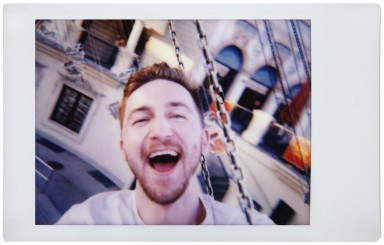Lomo'Instant Automat + Lenses and 3x Fujifilm Instax Mini Film (Cabo Verde Edition)