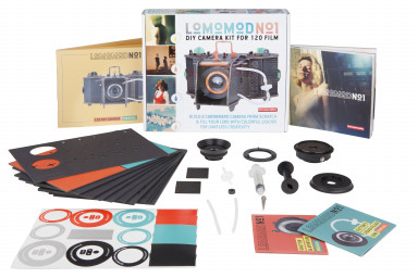 ชุดกล้อง LomoMod No.1 Purple Film Kit
