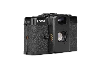 Lomo LC-A Refurbished Bubblewrapped