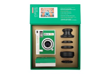 Lomo'Instant Automat Camera and Lenses (Cabo Verde Edition)