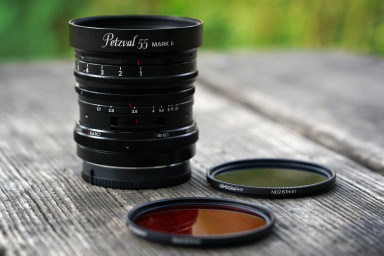 Petzval 55 Essential Filter Set