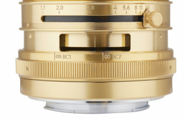 New Petzval 55 mm f/1.7 MKII Brass - Monture Nikon Z