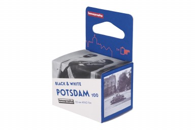 B&W 100 35 mm Potsdam Kino Film Bundle of 5
