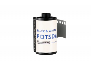 B&W 100 35 mm Potsdam Kino Film - Lot de 5 pellicules