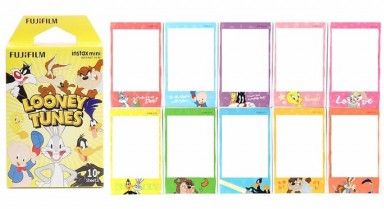 Fujifilm Instax Mini Film Looney Tunes