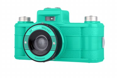 The Sprocket Rocket Teal 2.0 Camera