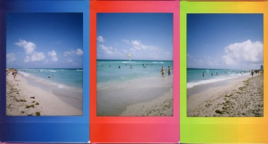 Fuji Instax Mini Film Rainbow Single Pack