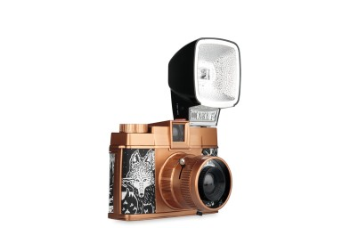 Diana F+ Camera and Flash (Explorer Nocturne Edition)