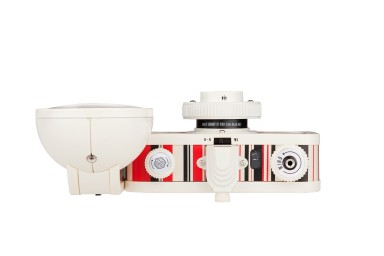 La Sardina Camera and Flash Cubic