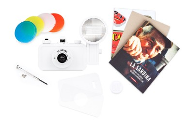 La Sardina and Flash DIY