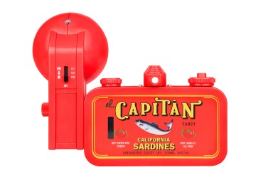 La Sardina Camera and Flash El Capitan