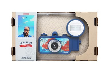La Sardina Camera and Flash (Fischers Fritze Edition)