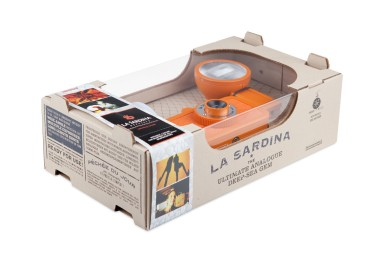 La Sardina Camera and Flash (Orinoco Ochre Edition)