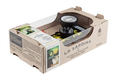 La Sardina Camera and Flash (Quadrat Edition)