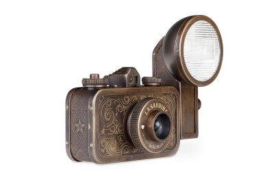 La Sardina Camera and Flash (Belle Starr Edition)
