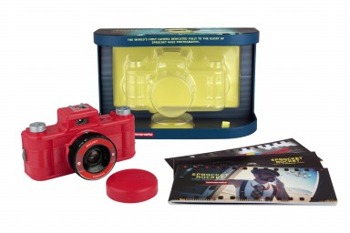 กล้อง Sprocket Rocket Red 2.0