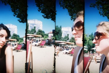 SuperSampler Rubberized Blue