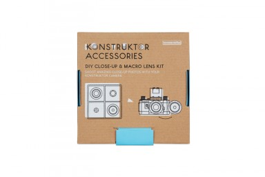 Kit lenti Konstruktor DIY Close-Up & Macro