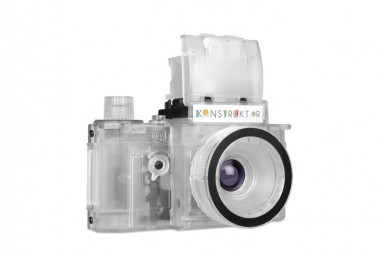 Konstruktor Camera (Transparent Collector's Edition)